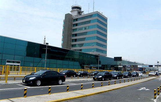 Traslado aeropuerto lima